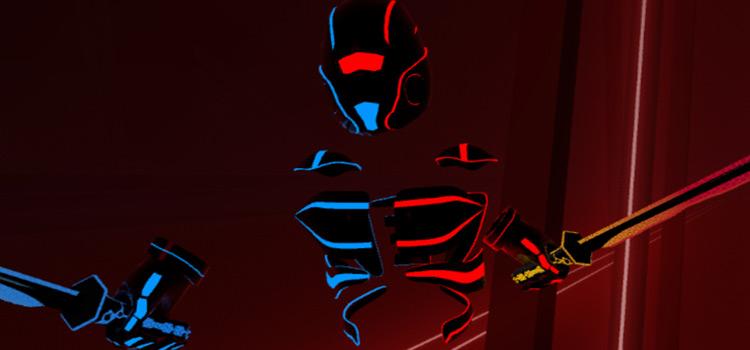 Default Character / Beat Saber Avatar Mod