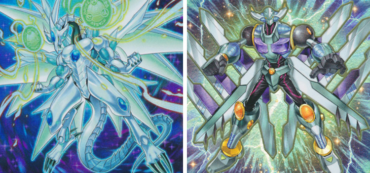 Stardust Sifr & Stardust Charge Warrior YGO