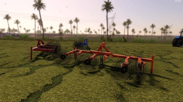 Lizard ESF 46 Farming Simulator 19 Mod