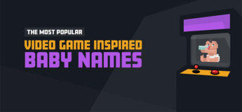 Header Image for Popular Video Game-inspired Baby Names