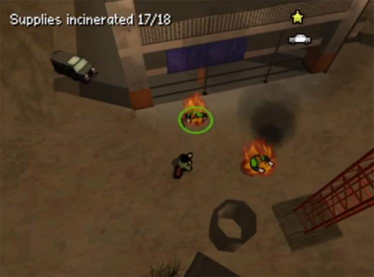 Grand Theft Auto: Chinatown Wars / NDS gameplay
