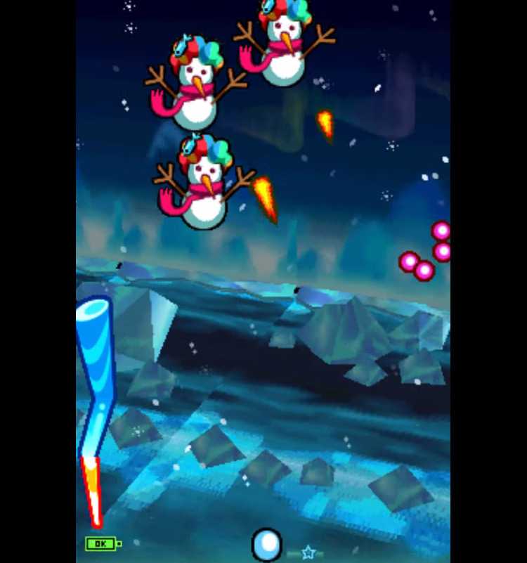 Big Bang Mini game screenshot