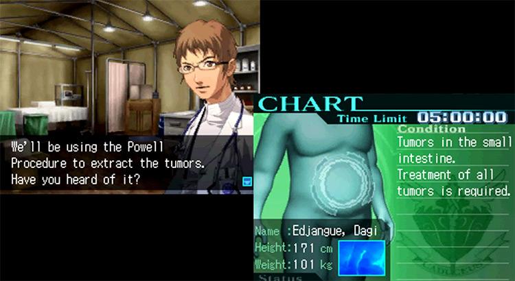 Trauma Center: Under the Knife 2 game screenshot