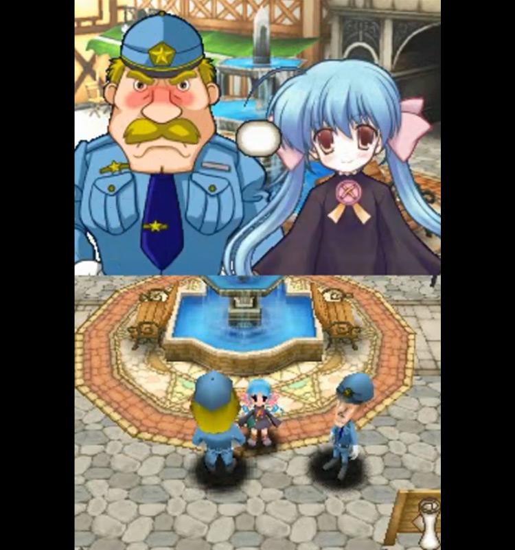 Witch's Wish game screenshot