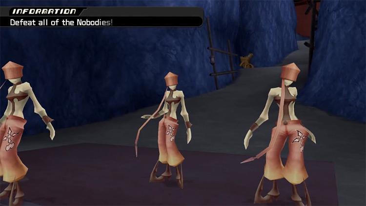 Dancer in Kingdom Hearts II