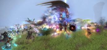 Primal Garlok Hunt Screenshot from Final Fantasy XIV