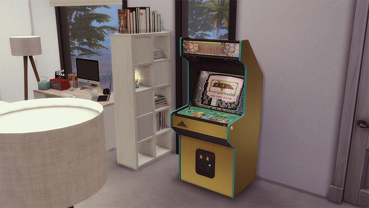 Decorative Arcade Cabinets / TS4 CC