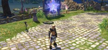 Indigo Star Magicked Prism in FFXIV