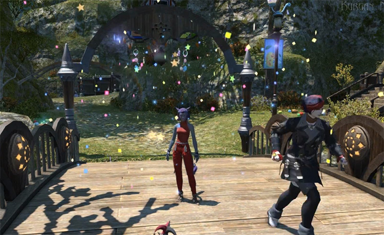 Magicked Prism Hatching-tide preview in FFXIV