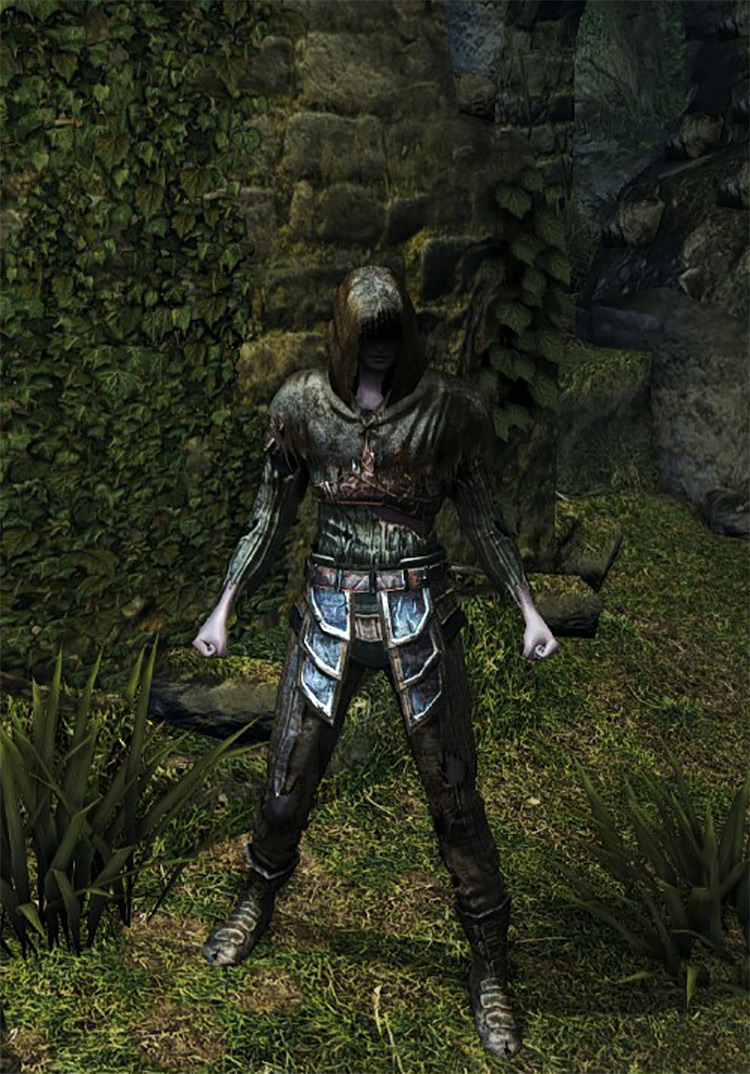Hollow Thief Set in DS1 Remastered