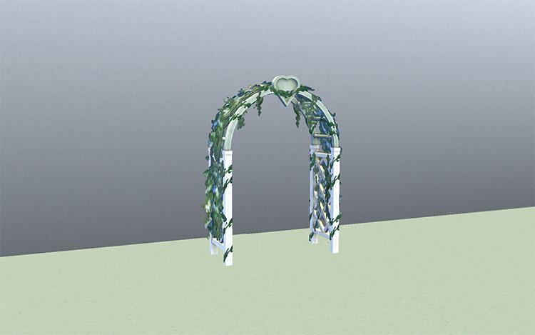 All Sims 3 Wedding Arches / Sims 4 CC