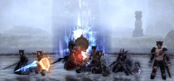 Susano EX with all PLD party / FFXIV