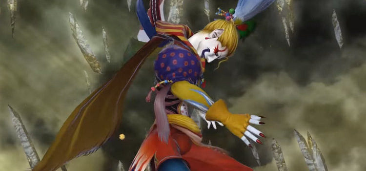 Why is Kefka in Final Fantasy XIV?