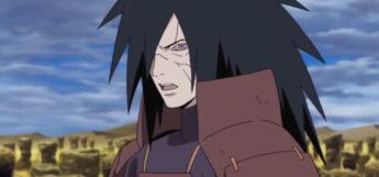 Madara Uchiha screenshot from Naruto