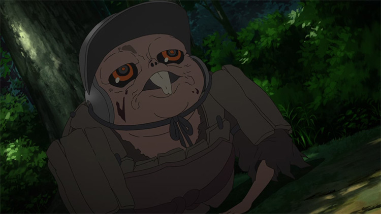 Squealer in From the New World anime