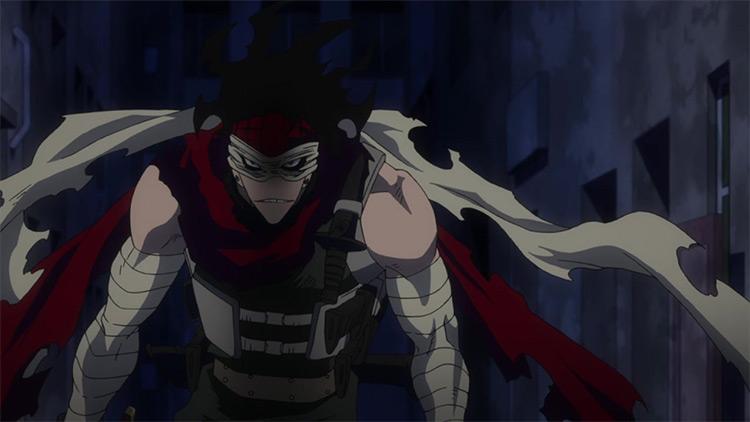 Stain in My Hero Academia anime