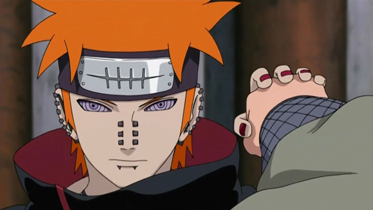Pain from Naruto Shippuden anime