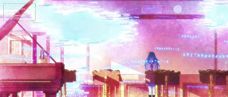 The Archive in Vivy -Fluorite Eye's Song- anime