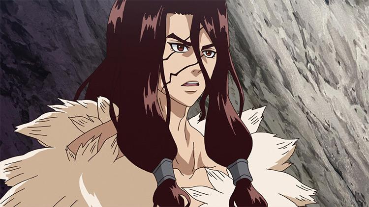 Tsukasa Shishiou Dr. Stone anime screenshot
