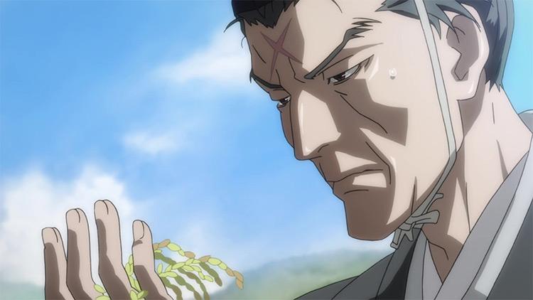 Daigo Kagemitsu from Dororo anime