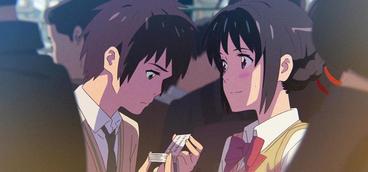 Your Name. anime screenshot preview