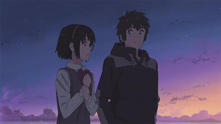 Your Name. anime screenshot
