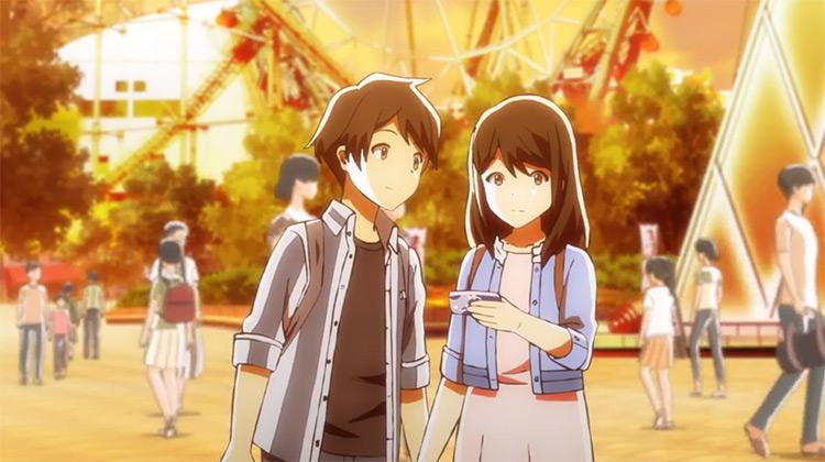 Tsuki ga Kirei screenshot