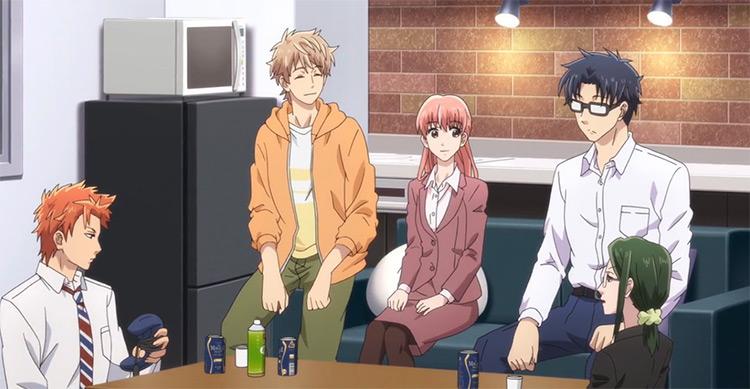 Wotakoi: Love is Hard for Otaku screenshot