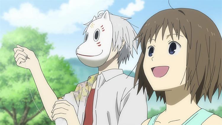 Hotarubi no Mori e anime screenshot