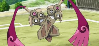Doublade in the Pokémon anime