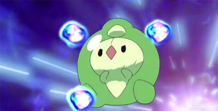 Duosion from Pokemon anime