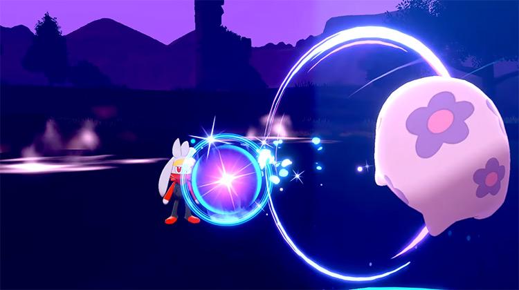 Moonblast Pokémon SWSH move