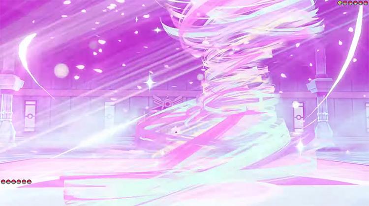 Sparkly Swirl Pokémon: Let's Go, Pikachu! and Let's Go, Eevee!
