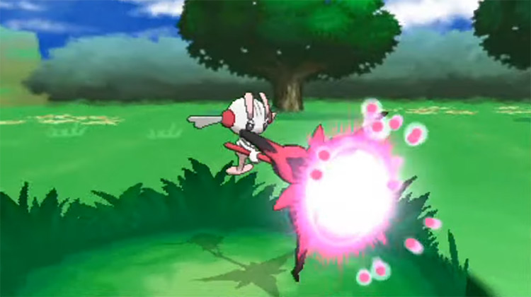 Light of Ruin Pokémon X and Y move