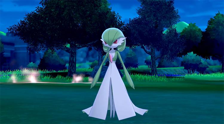 Gardevoir in Pokémon Sword