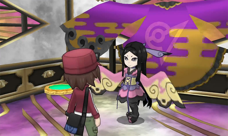 Valerie / Pokémon X and Y screenshot