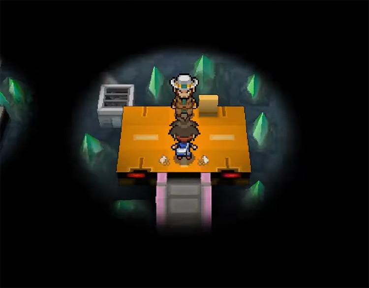 Clay Gym Leader in Pokemon Black 2