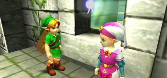 LoZ Ocarina of Time for 3DS
