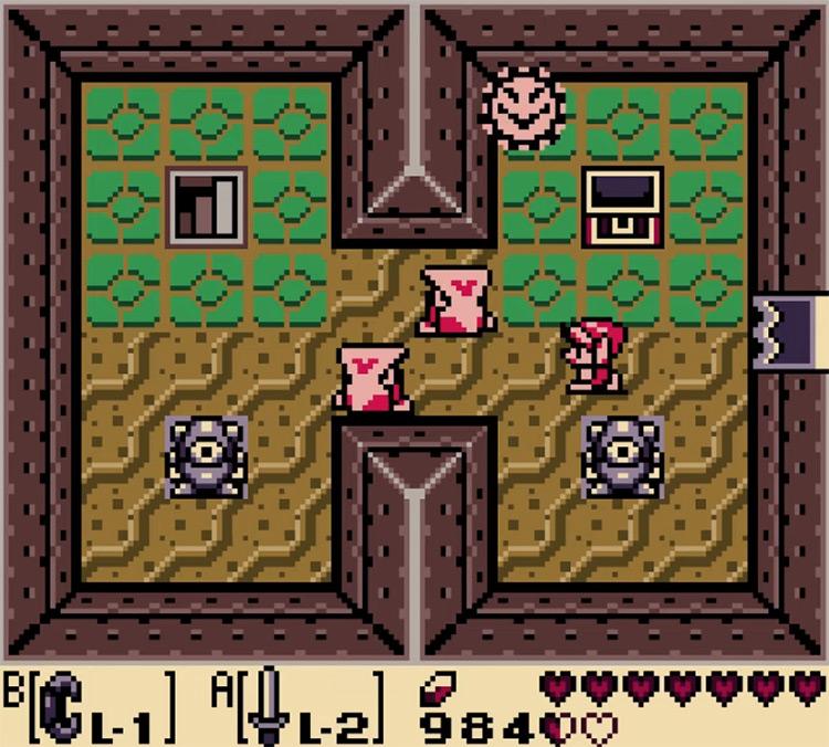 The Legend of Zelda: Link's Awakening / GBC Screenshot