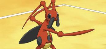 Kricketune Pokemon anime screenshot