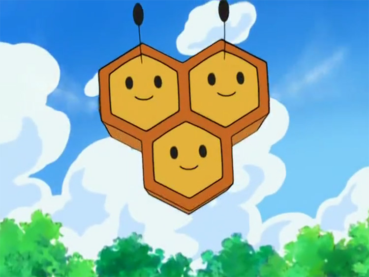 Male Combee from the Pokemon anime
