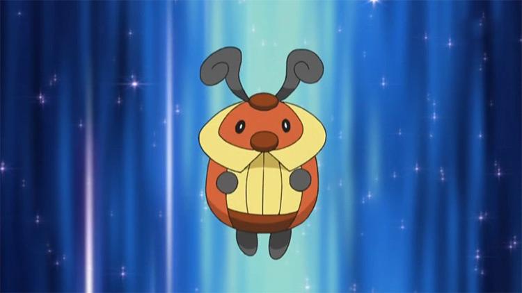 Kricketot in the Pokemon anime