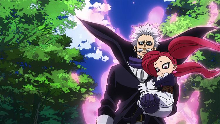 La Brava – Love in My Hero Academia anime