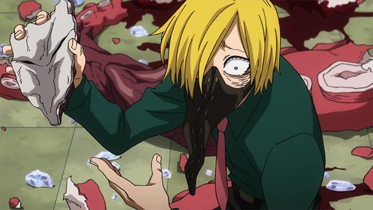 Toya Setsuno – Larceny from MHA anime