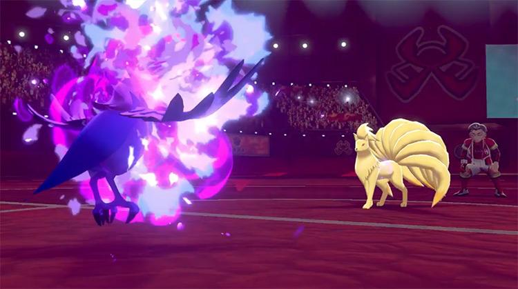 Will-O-Wisp Move / Pokémon Sword and Shield