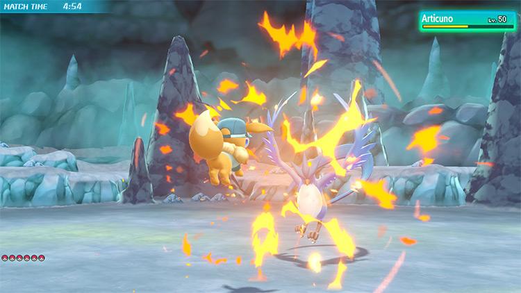 Slizzy Slide in Pokemon Let's Go, Eevee!