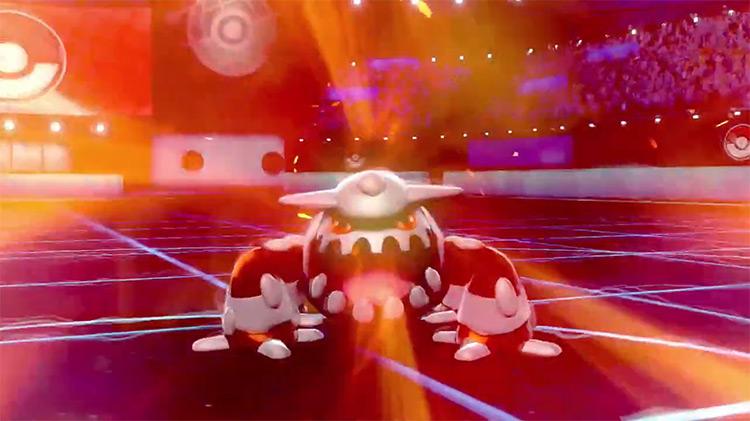 Heatwave / Pokémon Sword and Shield move