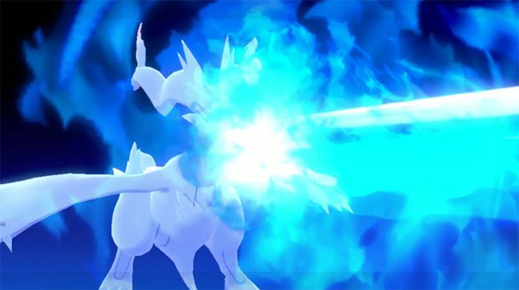Blue Flare / Pokémon Sword and Shield move