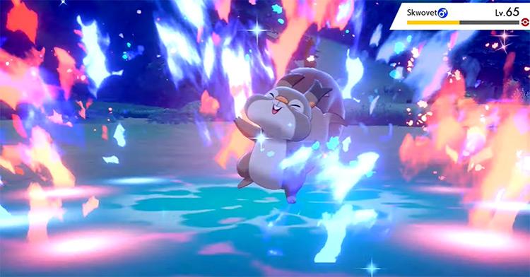 Sacred Fire / Pokémon Sw/Sh screenshot