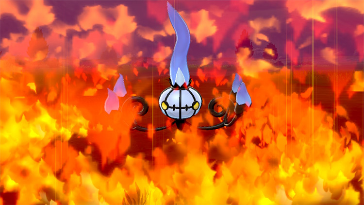 Overheat / Pokémon Sword and Shield move